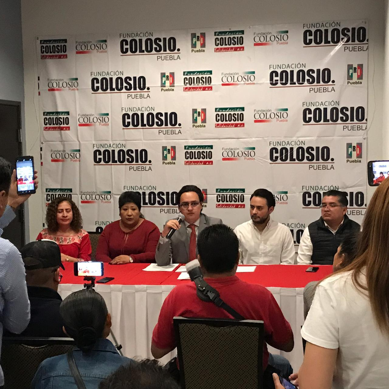 REFORZARÁN FOROS DE FUNDACIÓN COLOSIO TRABAJO DE AJM
