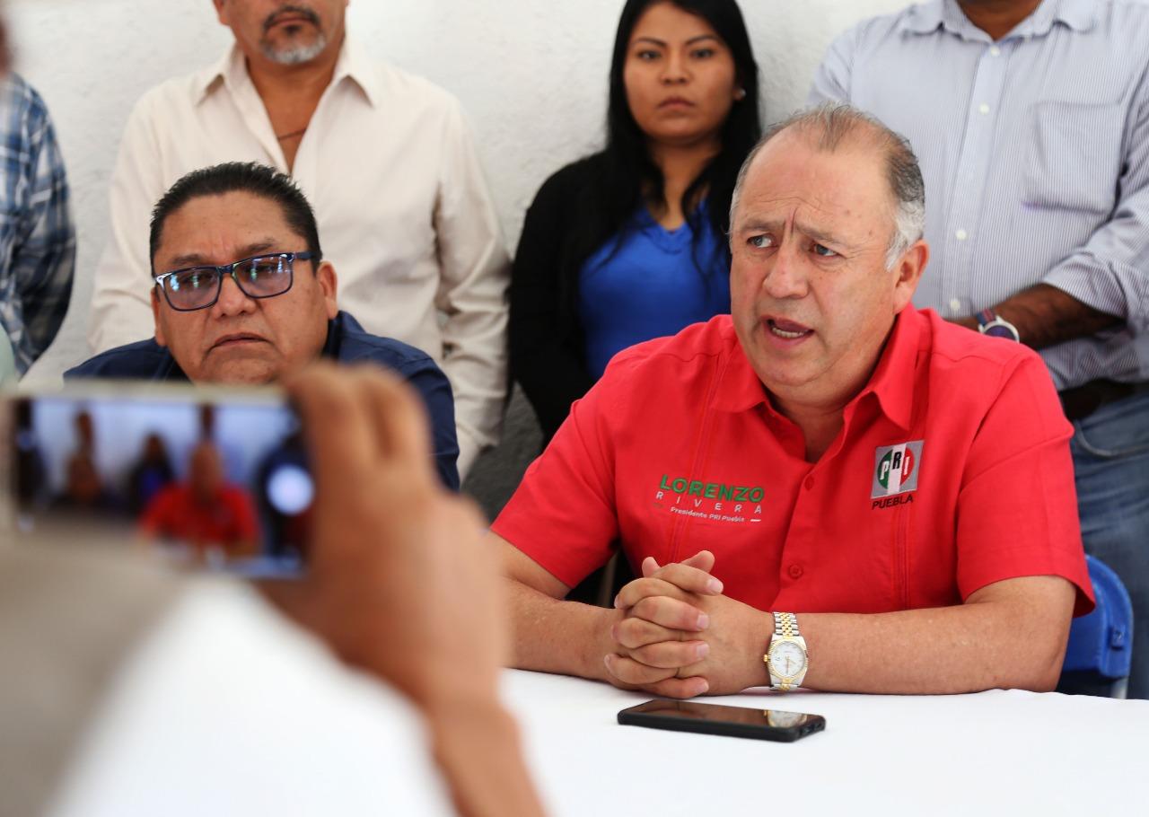PREOCUPACIÓN EN EL PRI POR DECISIONES DEL GOBIERNO DE MÉXICO: LRS