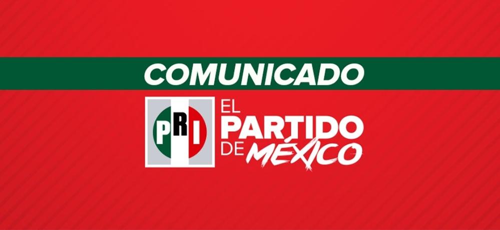 Acuerdan solución CDE del PRI y militantes.