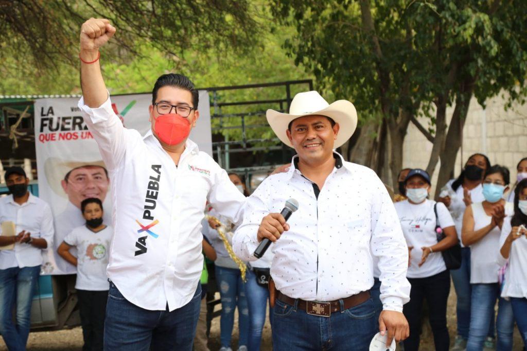 Morena hizo hace 3 años promesas falsas y hoy vamos a sacarlos de la Mixteca: Néstor Camarillo