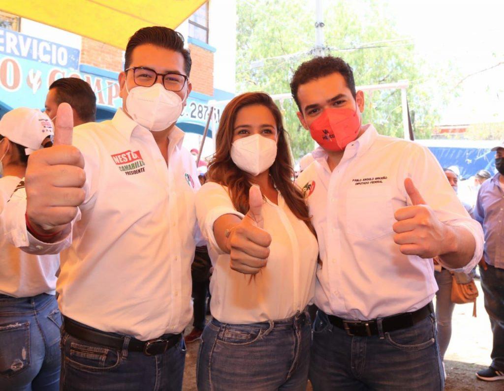 EL PRI REGRESARÁ LOS PROGRAMAS SOCIALES QUE MORENA ELIMINÓ: PABLO ANGULO