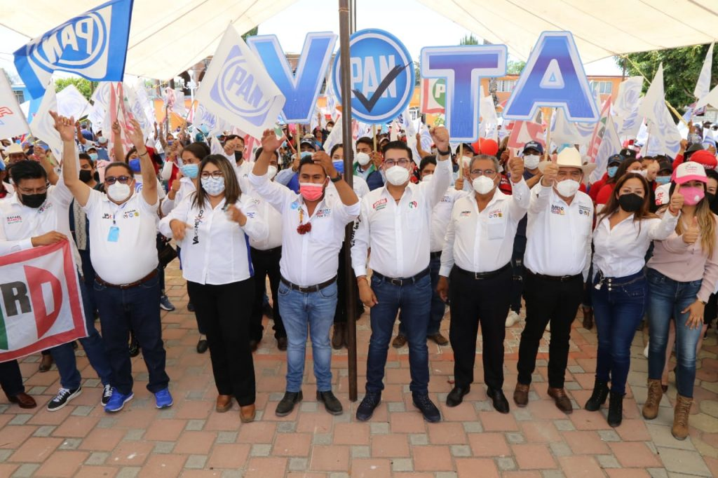 Llama PRI al voto inteligente para acabar con ocurrencias de Morena
